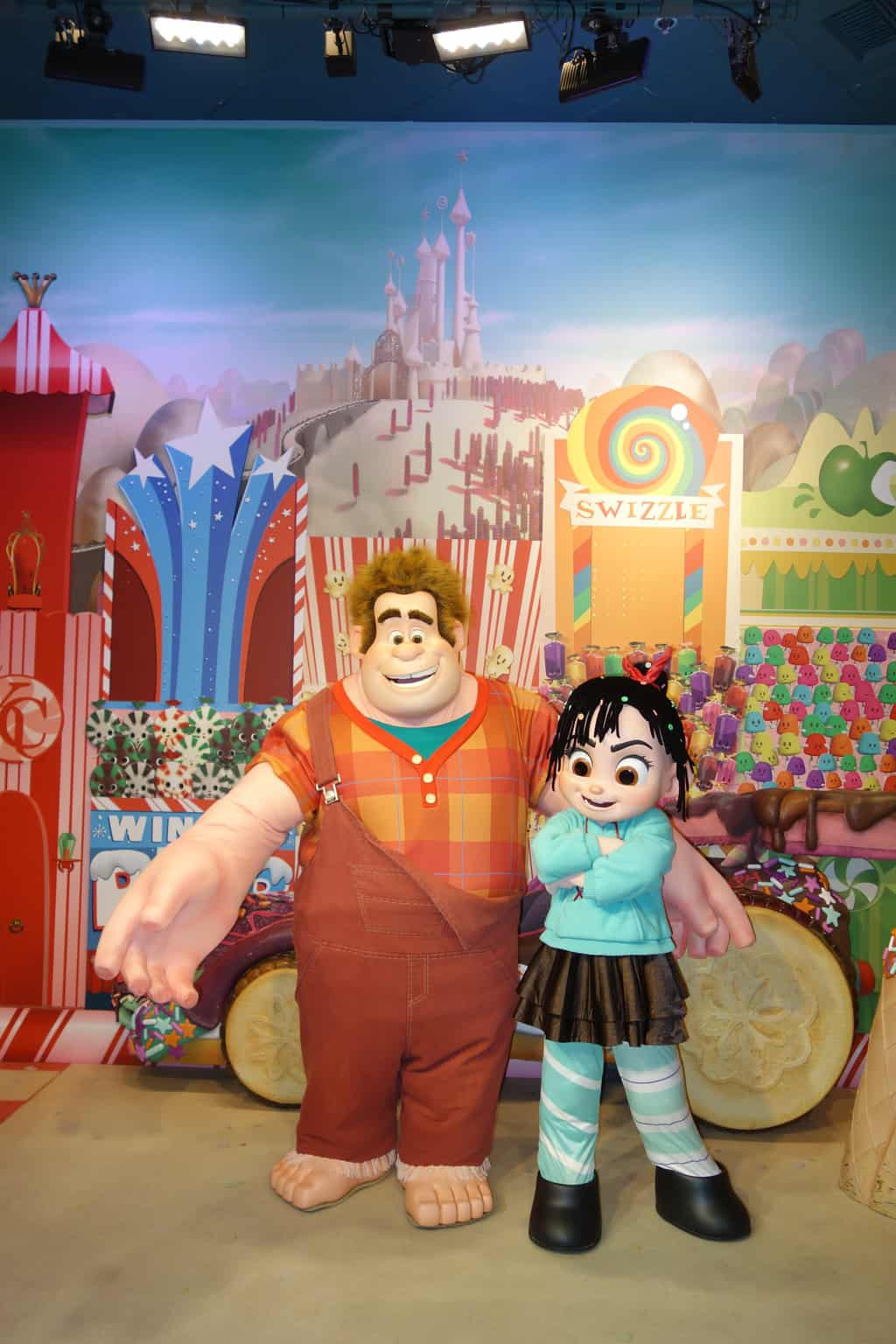 Wreck It Ralph And Vanellope Kennythepirate Com