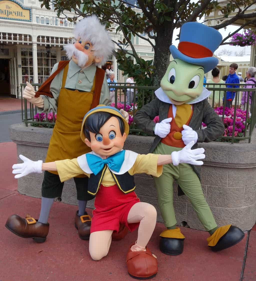 Limited Time Magic Long Lost Friends Week Pinocchio Gepetto
