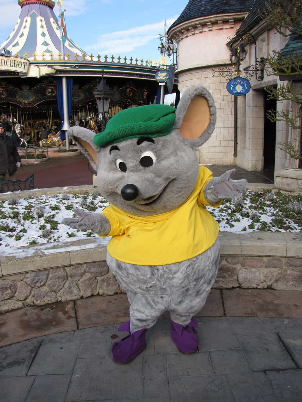 Disneyland Paris, Characters, Gus Gus
