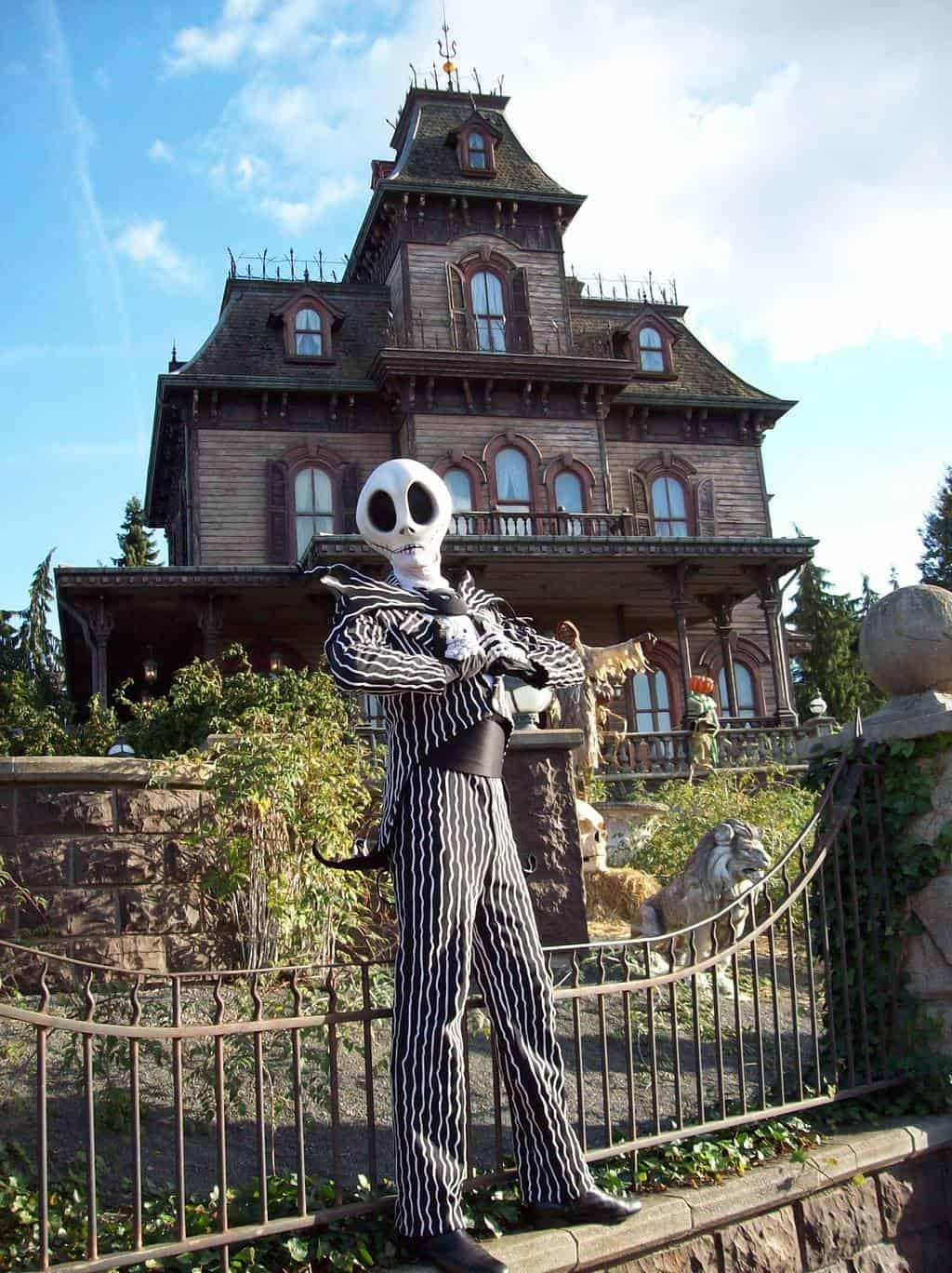 Disneyland Paris, Characters, Jack Skellington