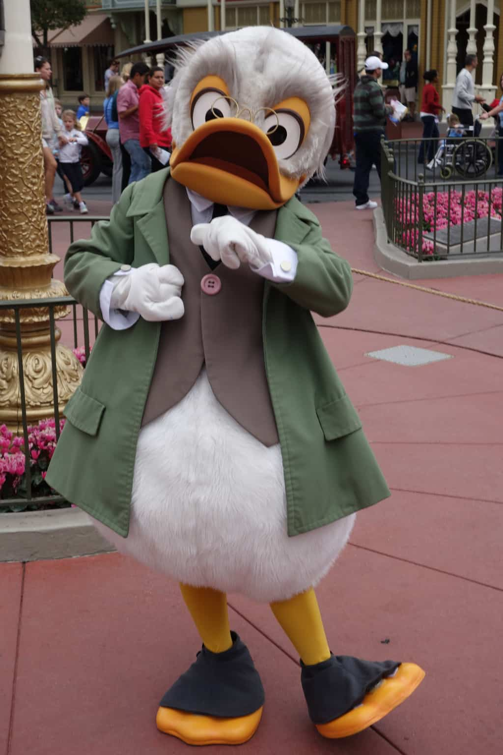 Ludwig and Scrooge (2)