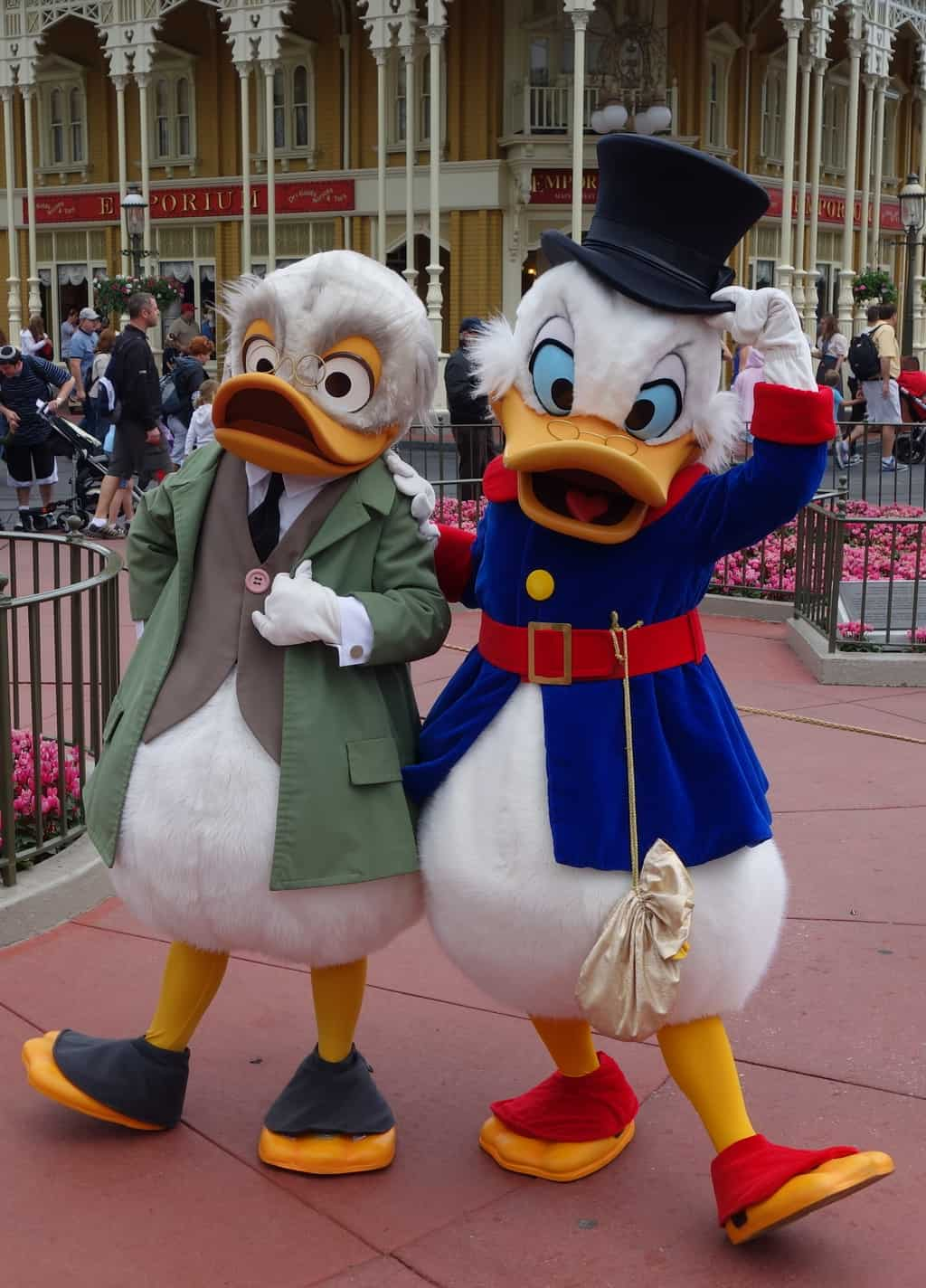 Ludwig and Scrooge (3)