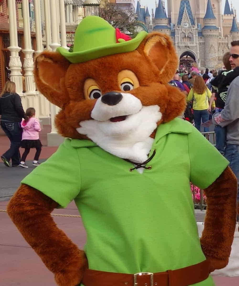 Walt Disney World, Magic Kingdom, Limited Time Magic, Long-lost friends week, Robin Hood