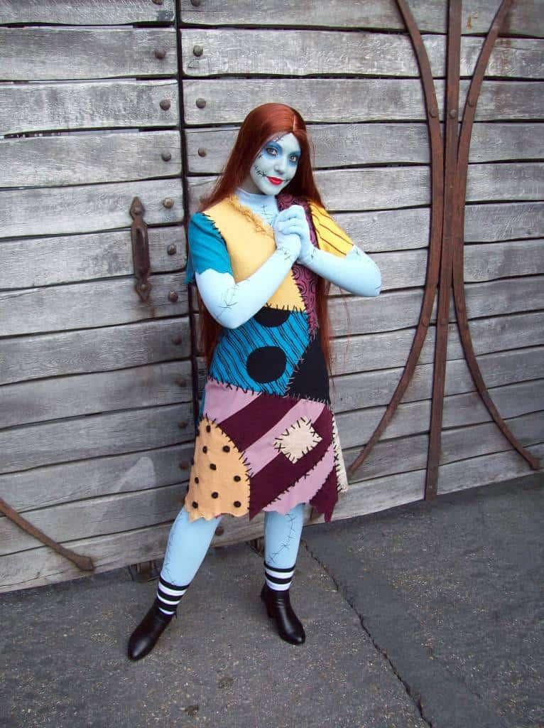 Disneyland Paris, Characters, Sally from Nightmare Before Christmas