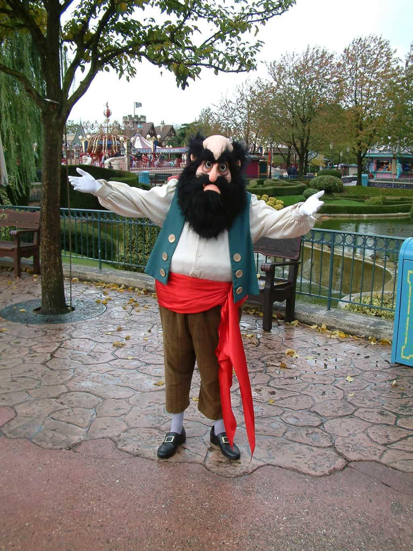 Stromboli Disneyland Paris