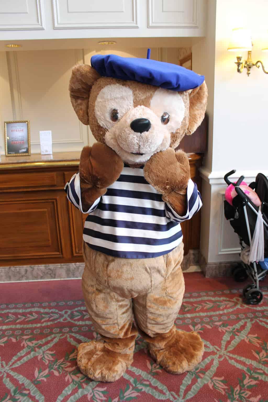 Disneyland Paris, Characters, Duffy