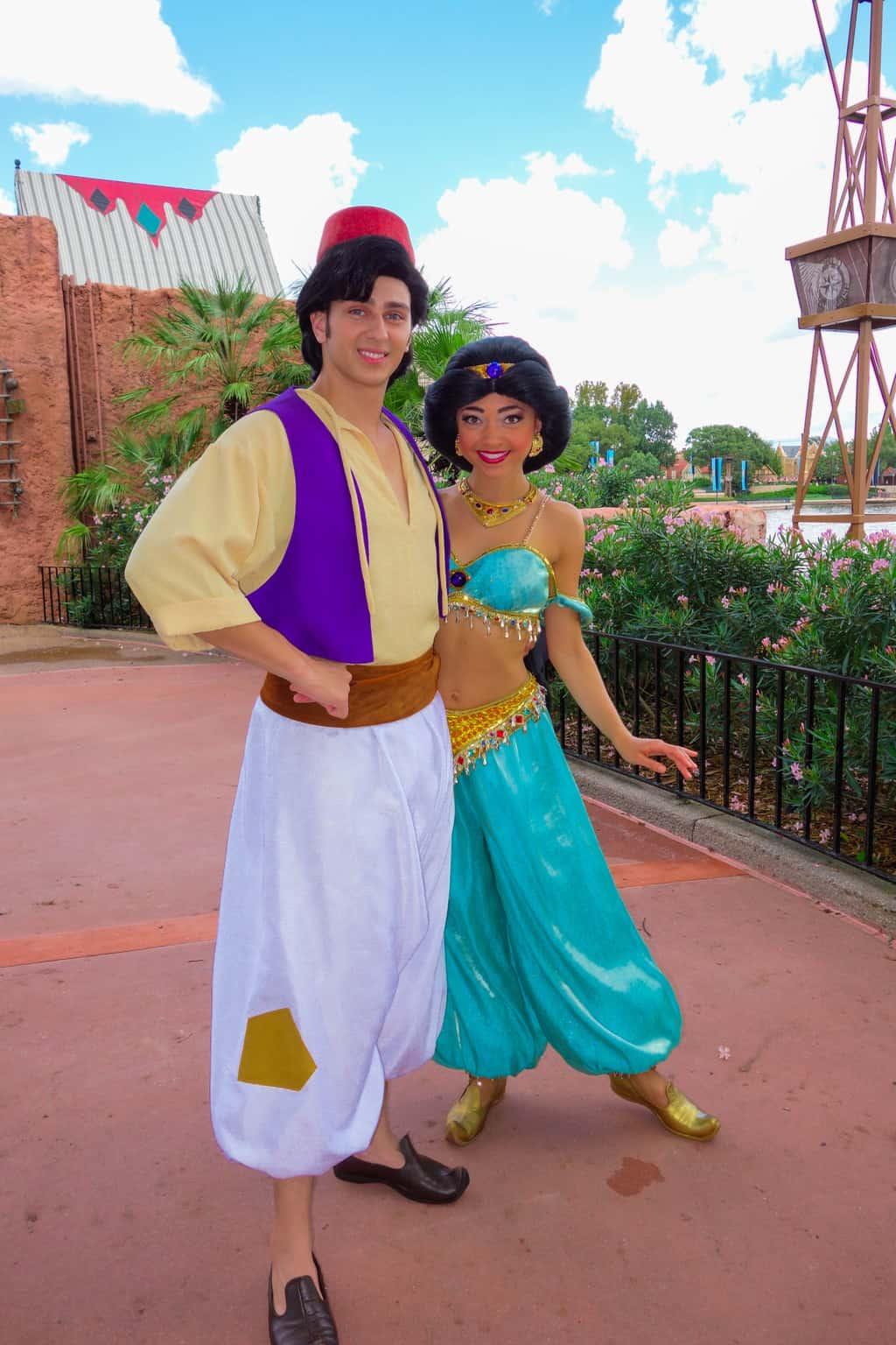 Aladdin and Jasmin EP 2012 (2)-1