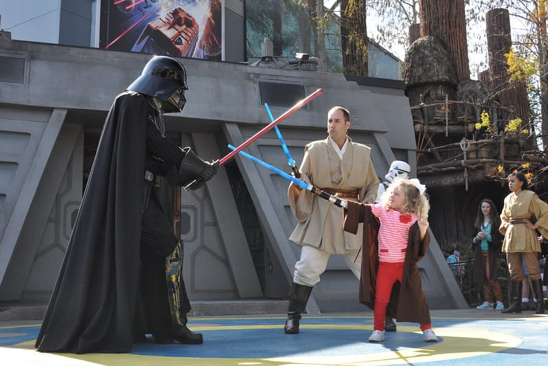 Special Star Wars the Force Awakens preview coming to Hollywood Studios