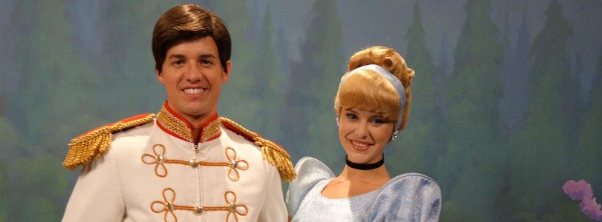 Cinderella and Charming facebook
