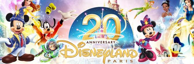 Worldwide Wednesdays – Mowgli, Jungle Monkeys, Baloo and King Louie at Disneyland Paris