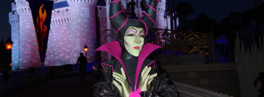 Maleficent facebook