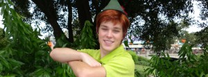 Peter Pan at Walt Disney World