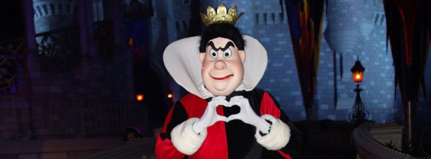queen of hearts facebook