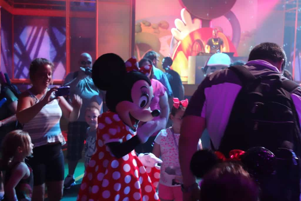 Minnie Mouse Disney Jr Dance Party Hollywood Studios