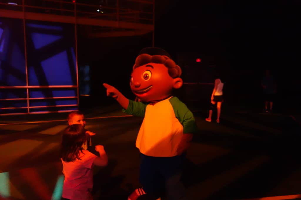Quincy Disney Jr Dance Party Hollywood Studios