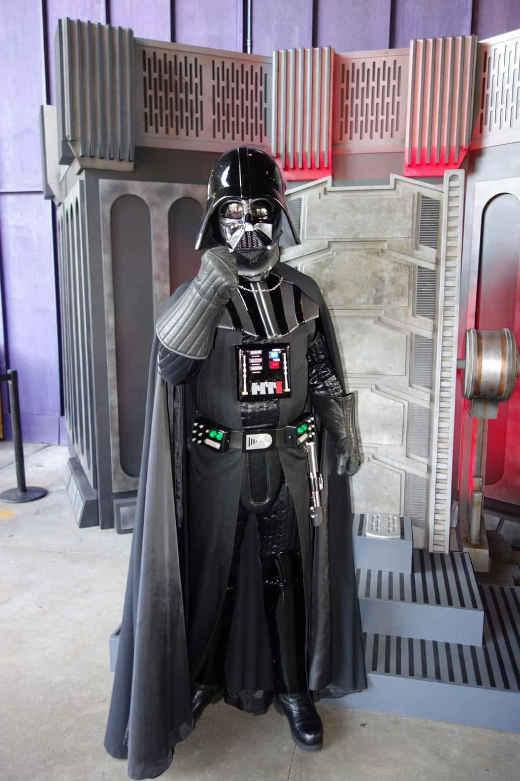 Darth Vader Star Wars Weekends 2013