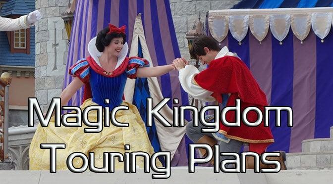 FREE Magic Kingdom Touring Plans KennythePirate