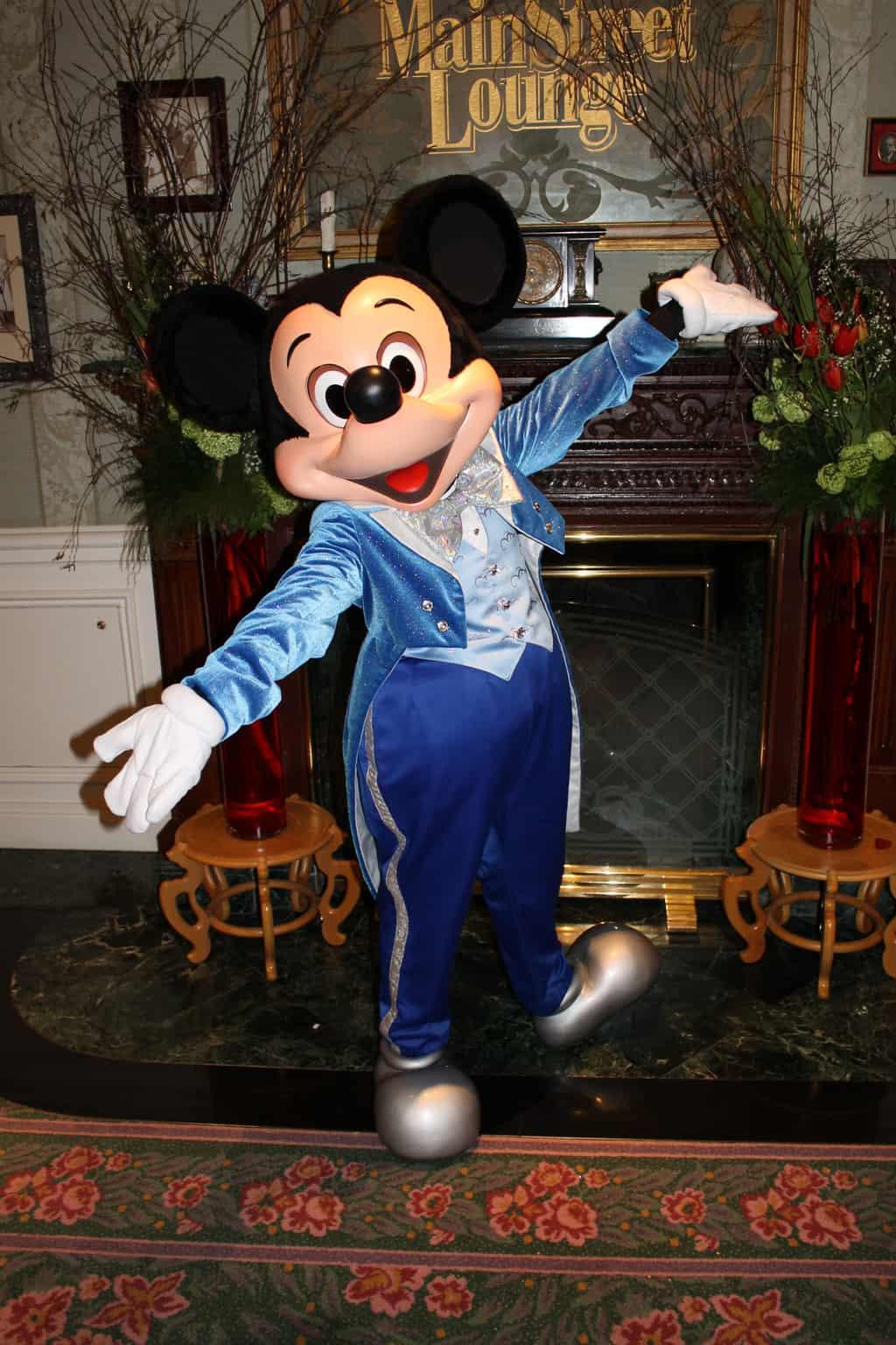 Disneyland Paris Mickey Mouse
