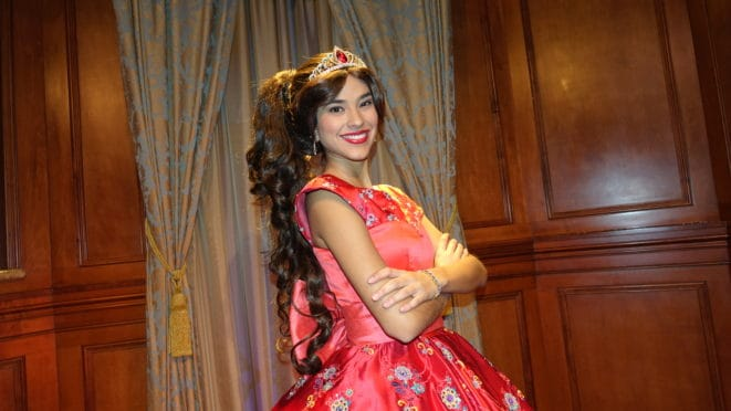 Elena of Avalor at Walt Disney World