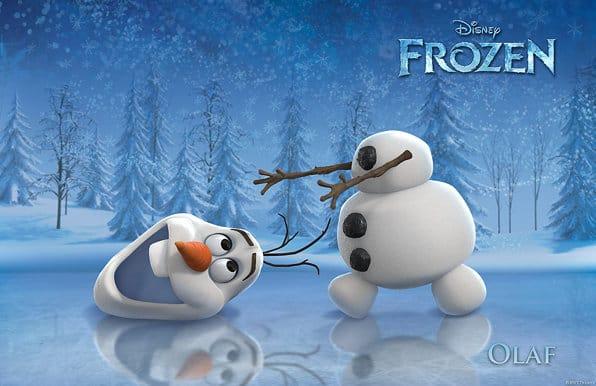 frozen movie olaf