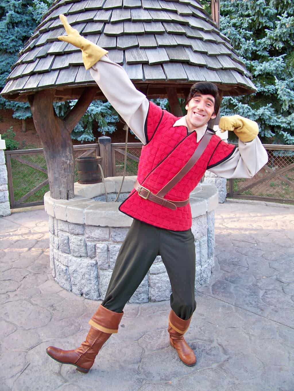 Disneyland Paris, Characters, Gaston