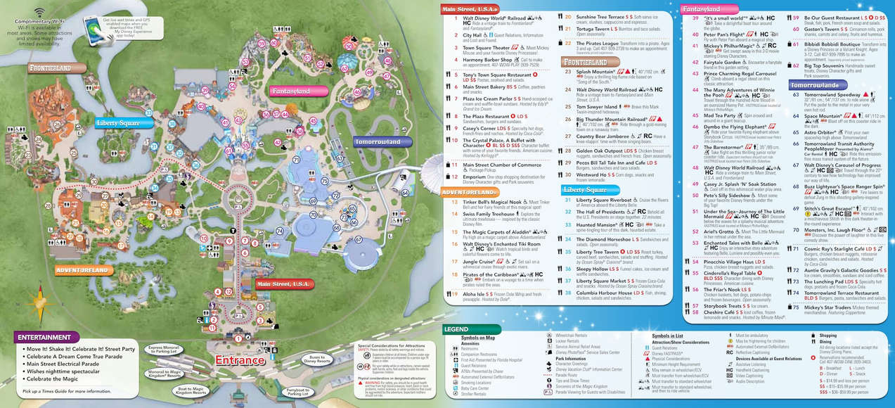 Walt Disney Worlds Sorcerers Of The Magic Kingdom SotMK Overview ...