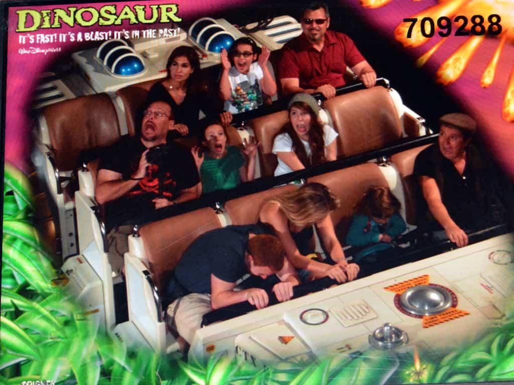 Walt Disney World Animal Kingdom Dinosaur (2)
