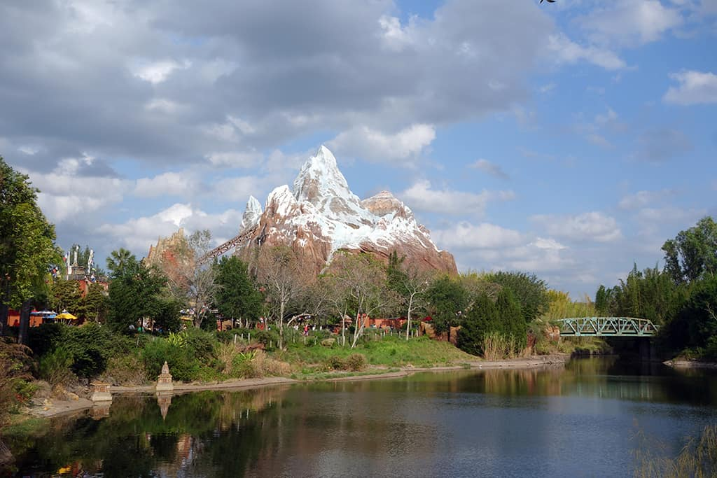 Walt Disney World Animal Kingdom Expedition Everest (6)