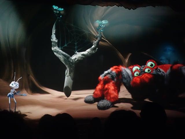 Walt Disney World Animal Kingdom It's Tough to Be a Bug (3)