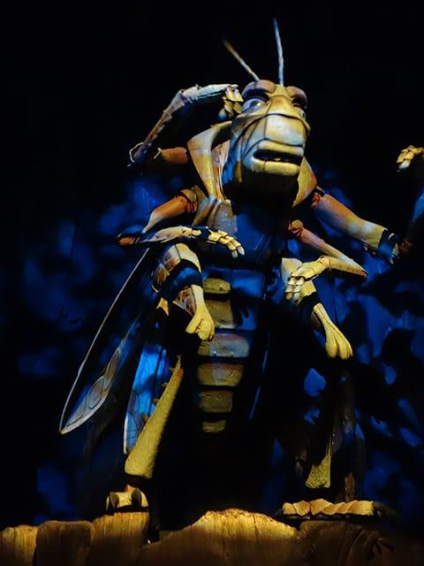 Walt Disney World Animal Kingdom It's Tough to Be a Bug