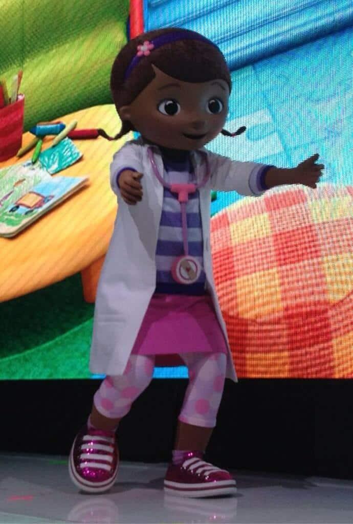 doc mcstuffins character meet and greet
