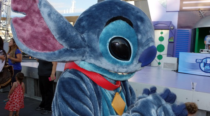 Could Stitch be leaving the Magic Kingdom?