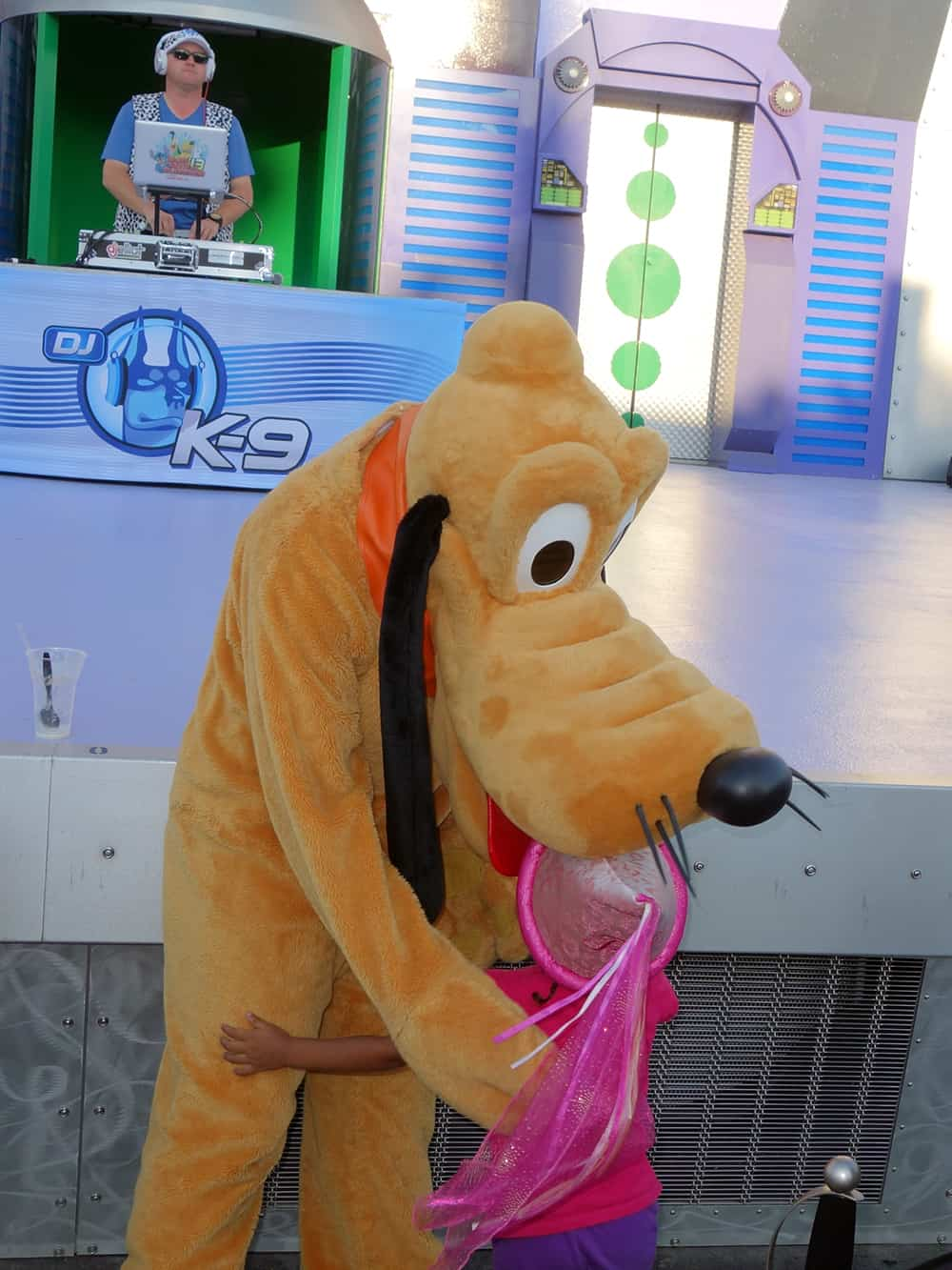 Pluto Dog Days of Summer 2013