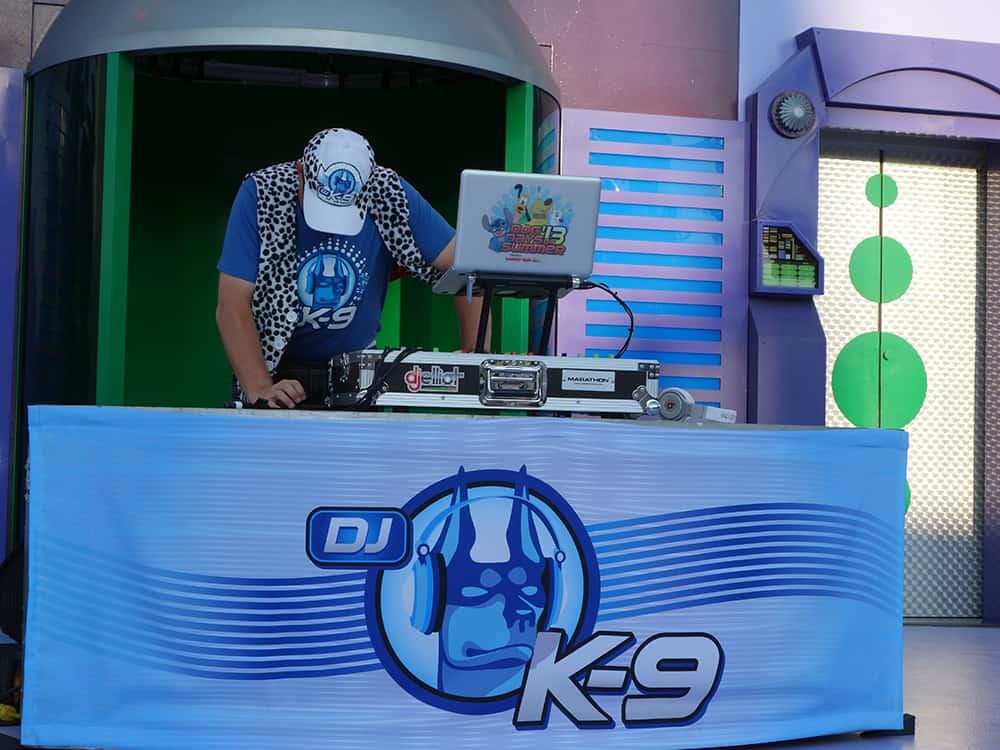 DJ K9 Dog Days of Summer 2013