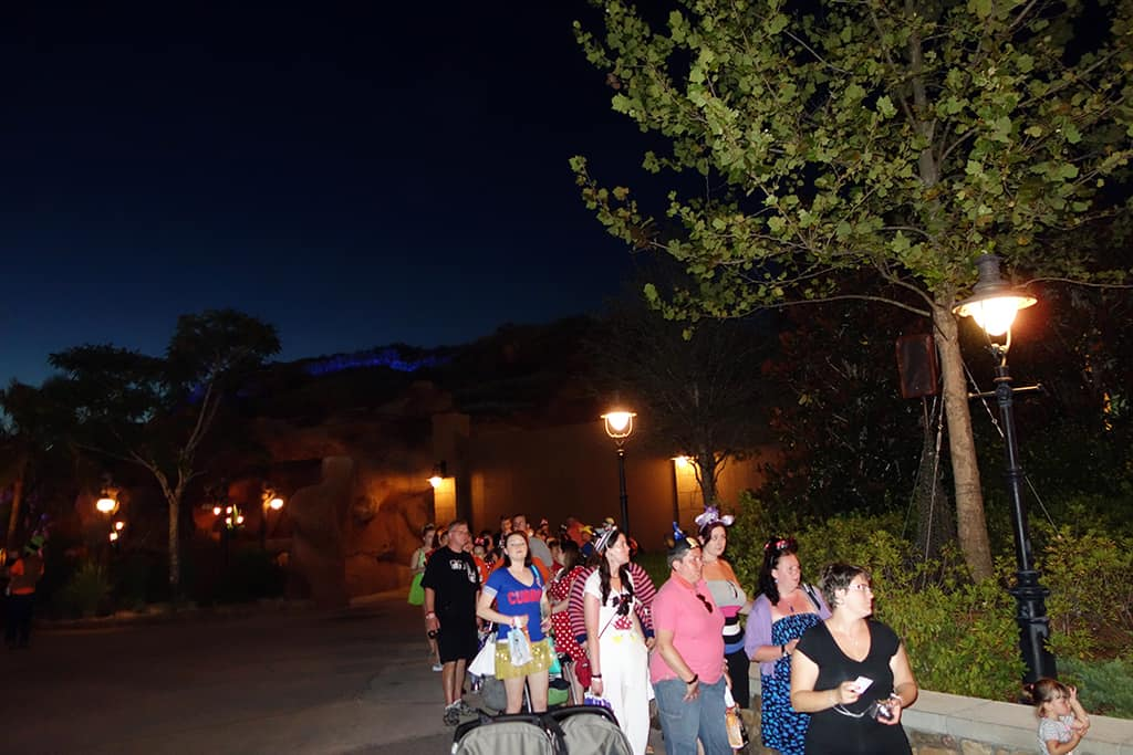 Line for Daisy and Donald