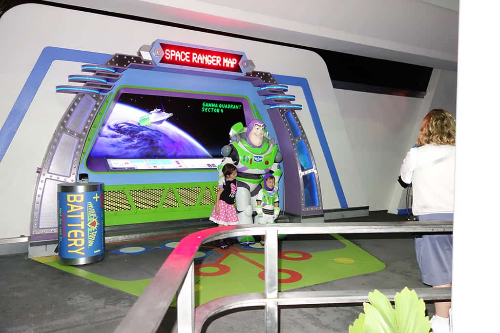 Buzz Lightyear.  Why do the keep sending this guy out for Parties?  You can meet him ALL DAY long in Magic Kingdom in the same location.  Put out some other character instead.  11:23 PM
