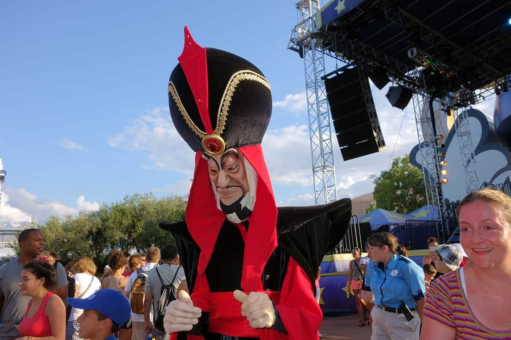 Jafar Hollywood Studios Character Dance Jam 2013