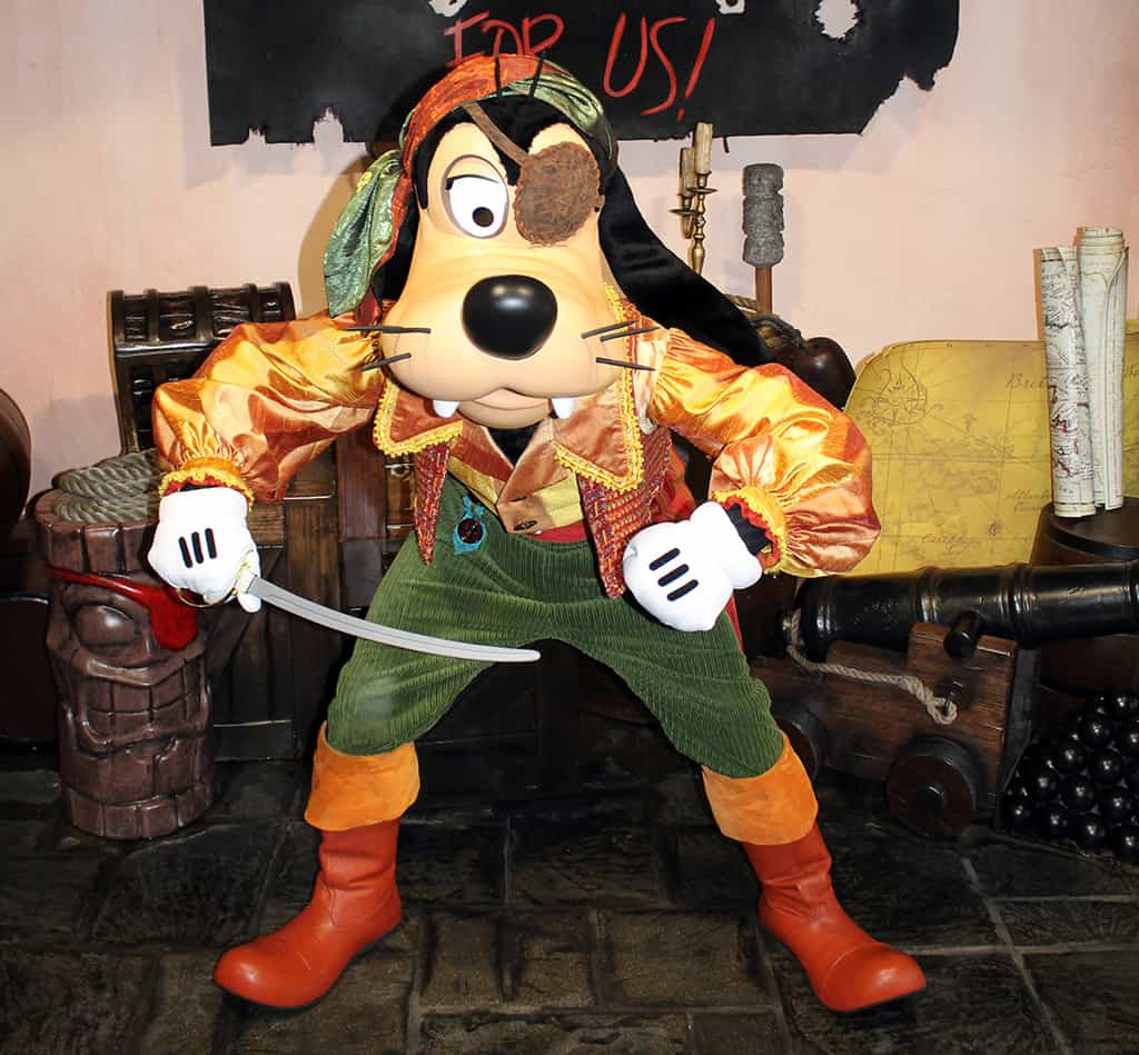 Limited Time Magic Pirates Week Goofy
