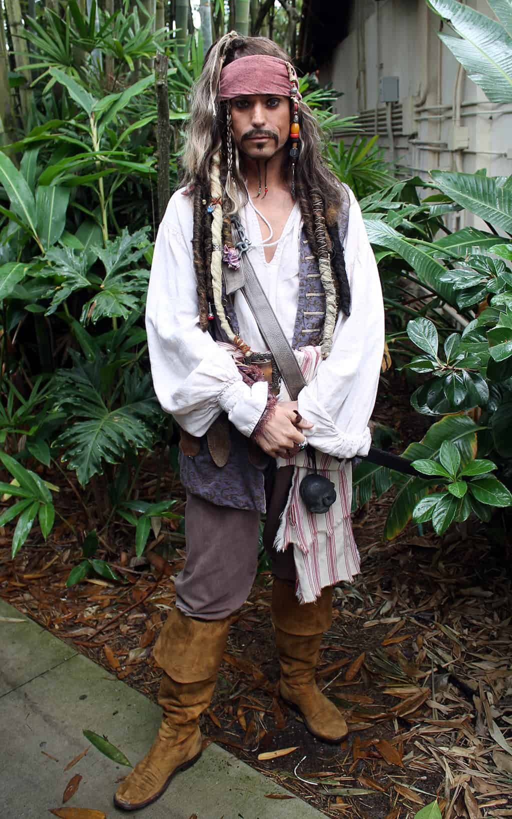 Limited Time Magic Pirates Week Jack Sparrow
