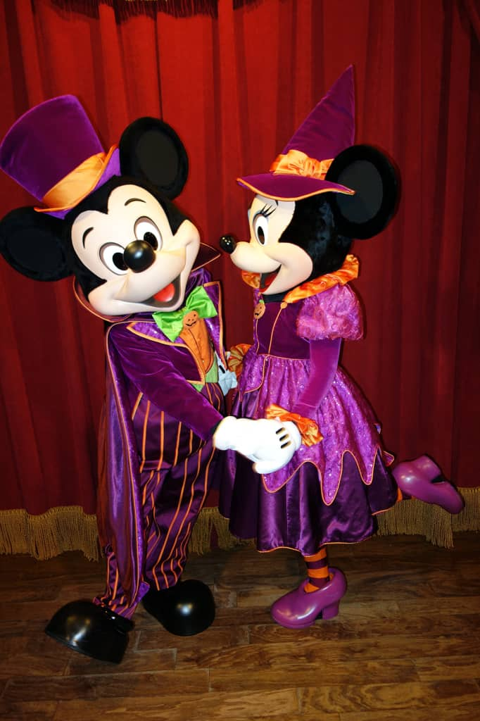 Mickey's Not So Scary Halloween Party 2013