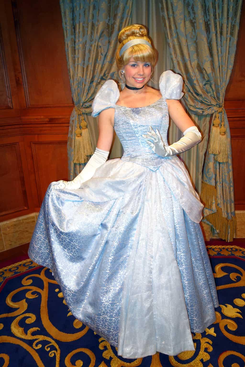 Real life disney princess cinderella sorry, can