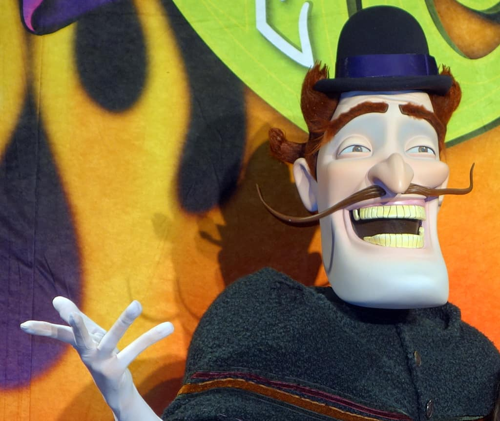 Unleash the Villains, Hollywood Studios 2013, Bowler Hat Guy