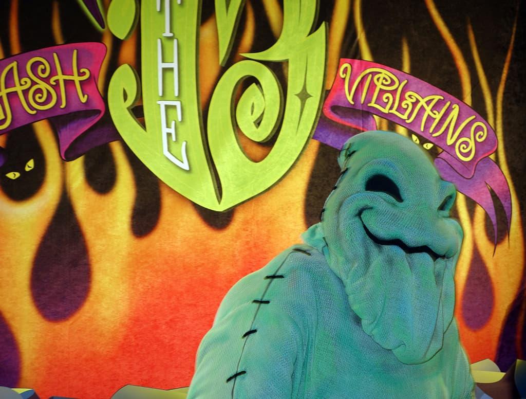 Unleash the Villains Hollywood Studios 2013 ktp Oogie Boogie (1)
