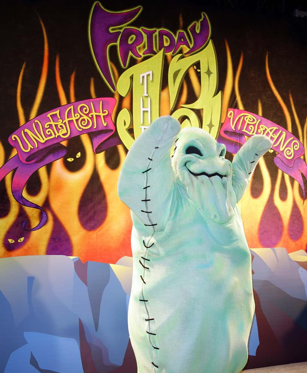 Unleash the Villains Hollywood Studios 2013 ktp Oogie Boogie (6)
