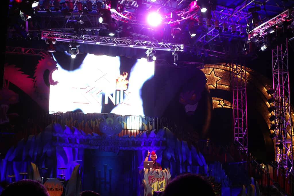 Unleash the Villains Hollywood Studios 2013 ktp Stage (1)