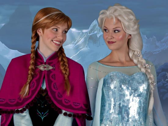 anna and elsa norway epoct meet and greet