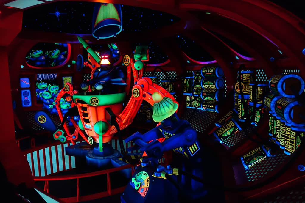 Buzz Lightear Space Ranger Spin Magic Kingdom Walt Disney World Kenny the Pirate (3)
