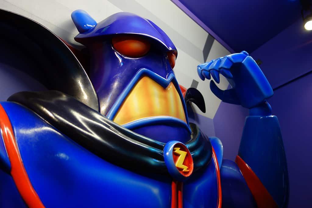 Buzz Lightear Space Ranger Spin Magic Kingdom Walt Disney World Kenny the Pirate (4)