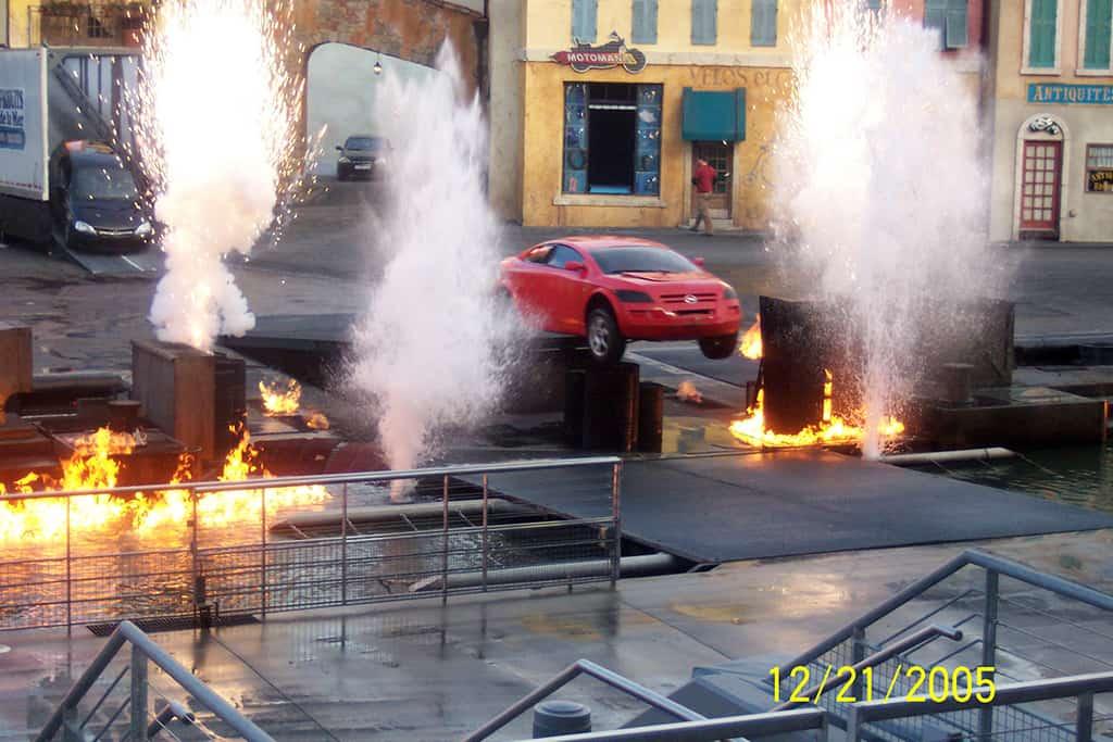 Lights Motos Action Hollywood Studios Walt Disney World Kenny the Pirate (1)
