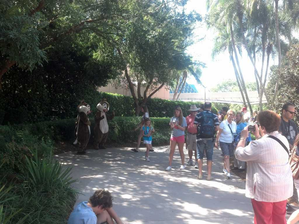 Pirate in the Parks EPCOT 10-11-2013 (5)